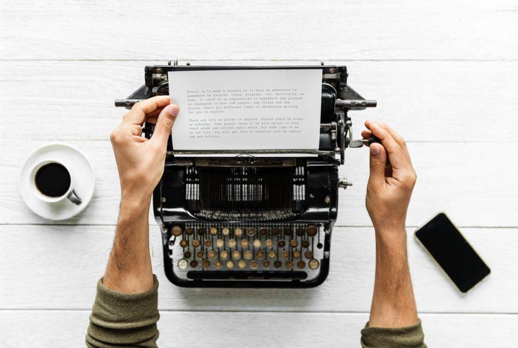 schrijven voor blogbezoekers