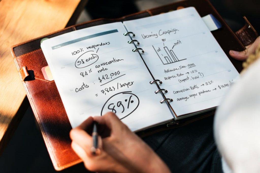 oneliners als businessplan