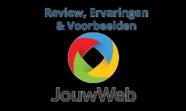 JouwWeb Ervaringen, Voorbeelden & Review [2019]