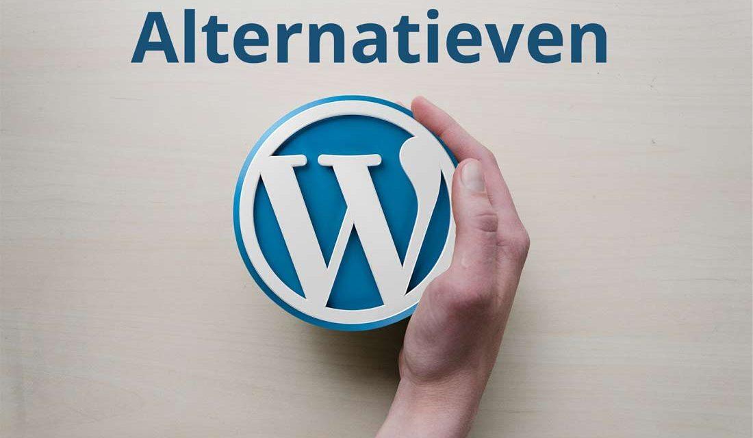 Goede alternatieven voor WordPress om zelf websites te maken [2020]