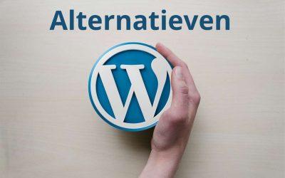 Goede alternatieven voor WordPress om zelf websites te maken [2019]