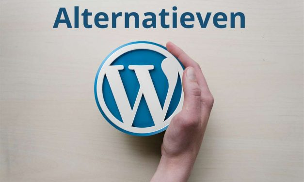 Goede alternatieven voor WordPress om zelf websites te maken [2021]
