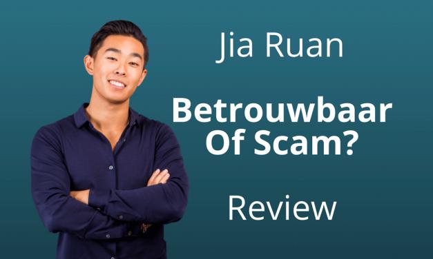 Jia Ruan Te Vertrouwen Of Scam? Eerlijke Review (Bol Masterclass)