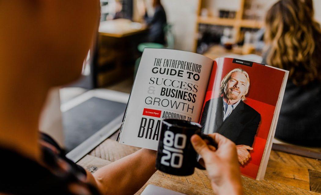 Beste Boeken Voor Ondernemers [Top 10] [Update 2020]