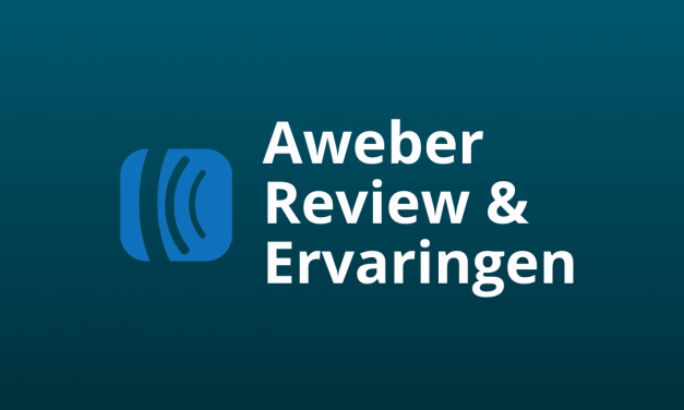 Aweber Review & Ervaringen  [Meuk of Goed Mailprogramma voor NL?]