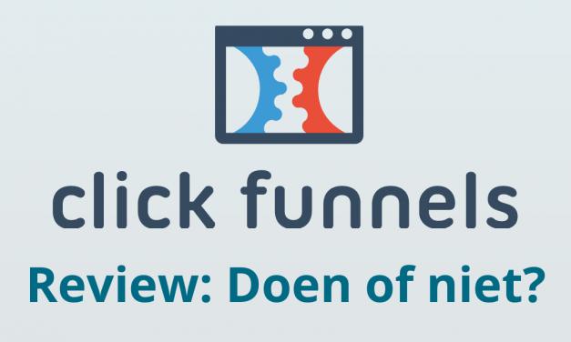 Clickfunnels Nederland [Ervaringen, Review & Gratis Starten]