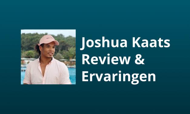Joshua Kaats: Review & Ervaringen Dropship Academy 4.0 [Betrouwbaar?]