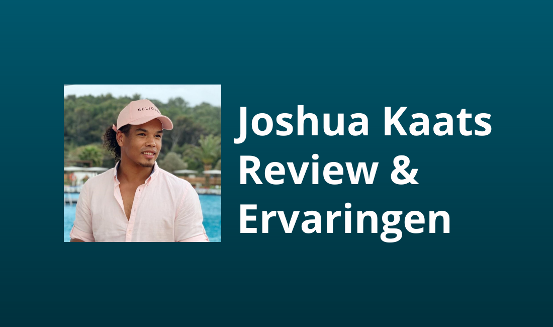 joshua kaats ervaring en review