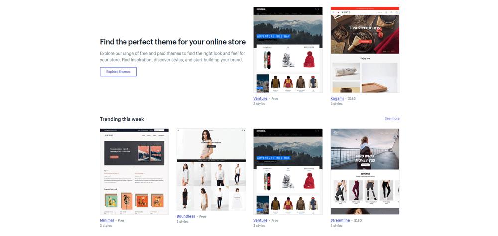 shopify-themas-kiezen