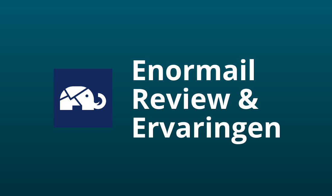 Enormail review en ervaringen mening