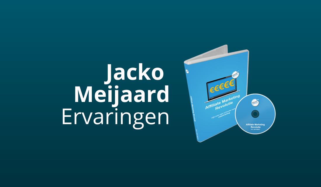 Jacko Meijaard: Wie is hij & is hij betrouwbaar? [Ervaringen]