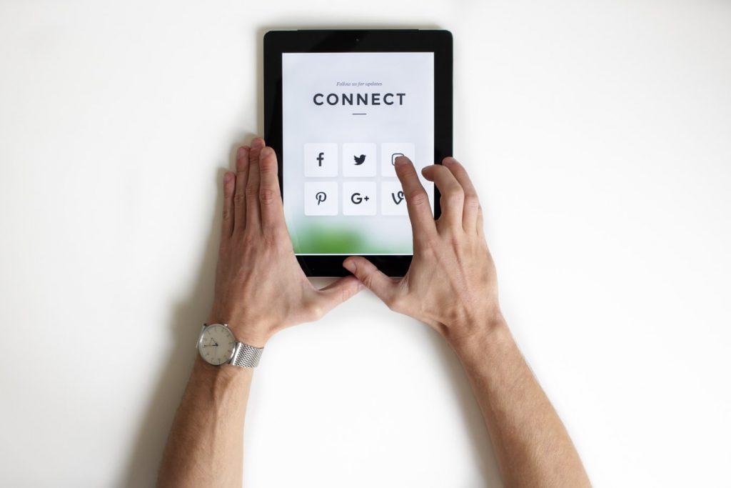 contact opnemen met influencers