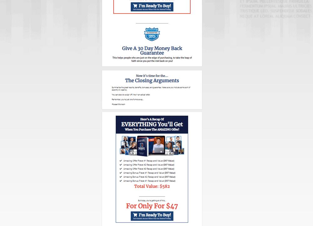 Onderkant-salespage