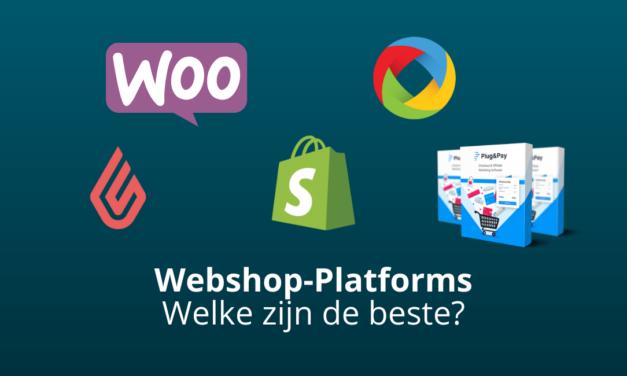 Beste Webshop-Software 2021 [Top 8 Webshop-Platforms Vergelijken]