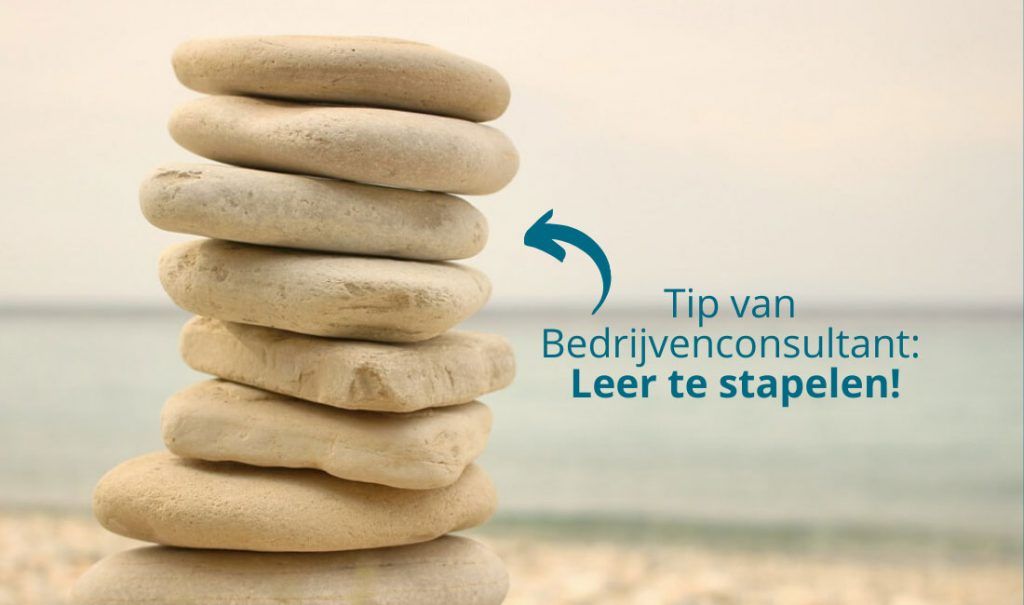 stapel je e-learning-aanbod