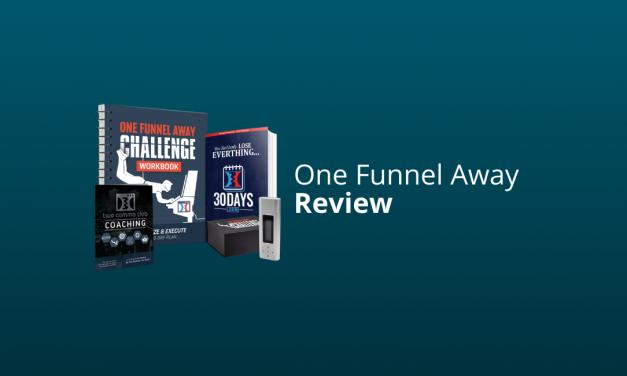 One Funnel Away Review: Onze Kritische Ervaring [Clickfunnels]