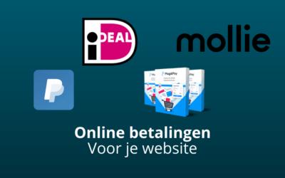 Online betalingen voor je website/webshop: Top 5 beste systemen [2020]