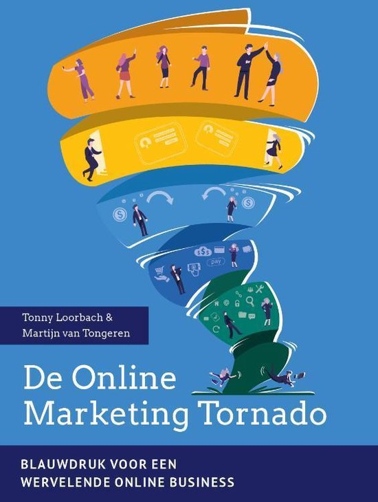 online marketing tornado boek over online marketing