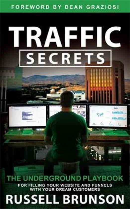 traffic secrets online marketing boek