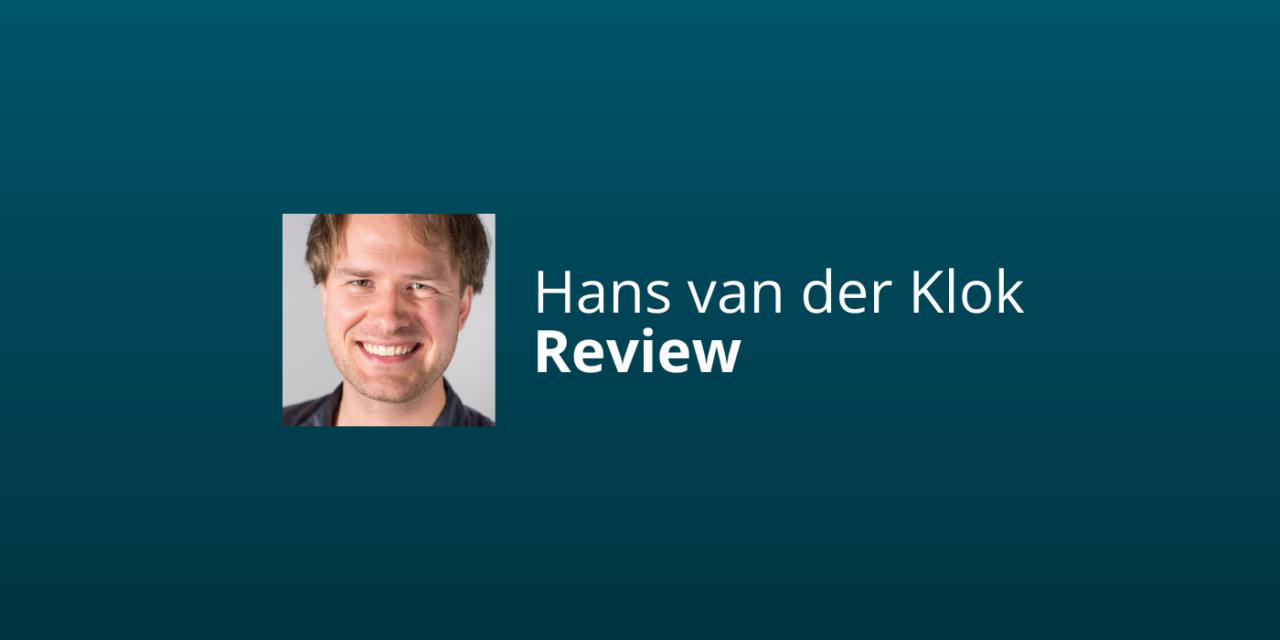 Hans van der Klok Review: Leert hij ons slimmer online ondernemen?