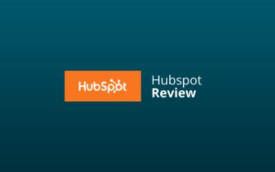 Hubspot Ervaringen & Review: Aanrader? [2020]