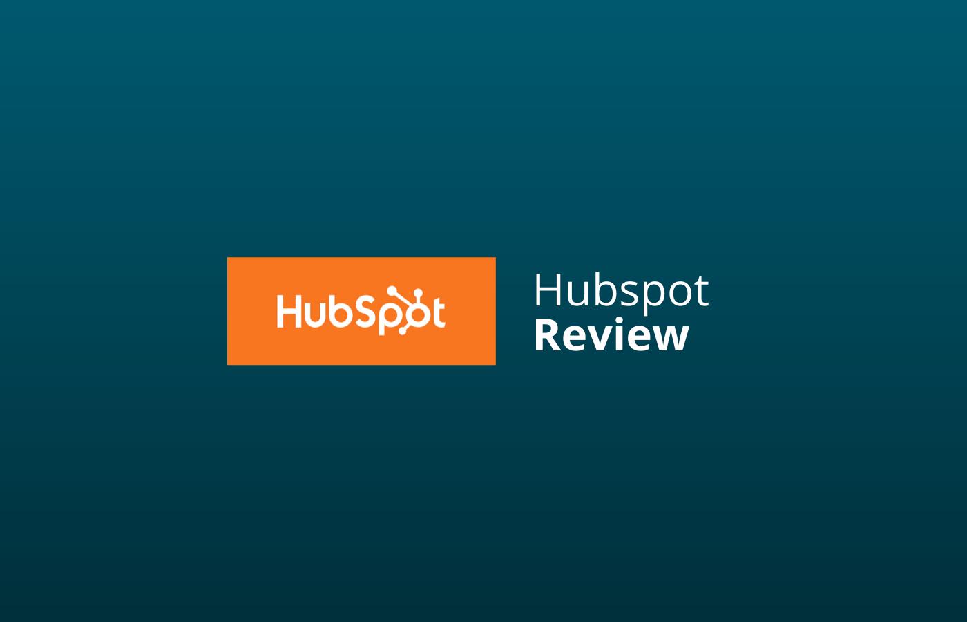 hubspot ervaringen review