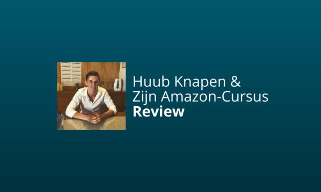 Amazon Next Level Opleiding Huub Knapen [Review 2021]