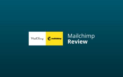Mailchimp Nederland Ervaringen: Voor- & Nadelen [2020]