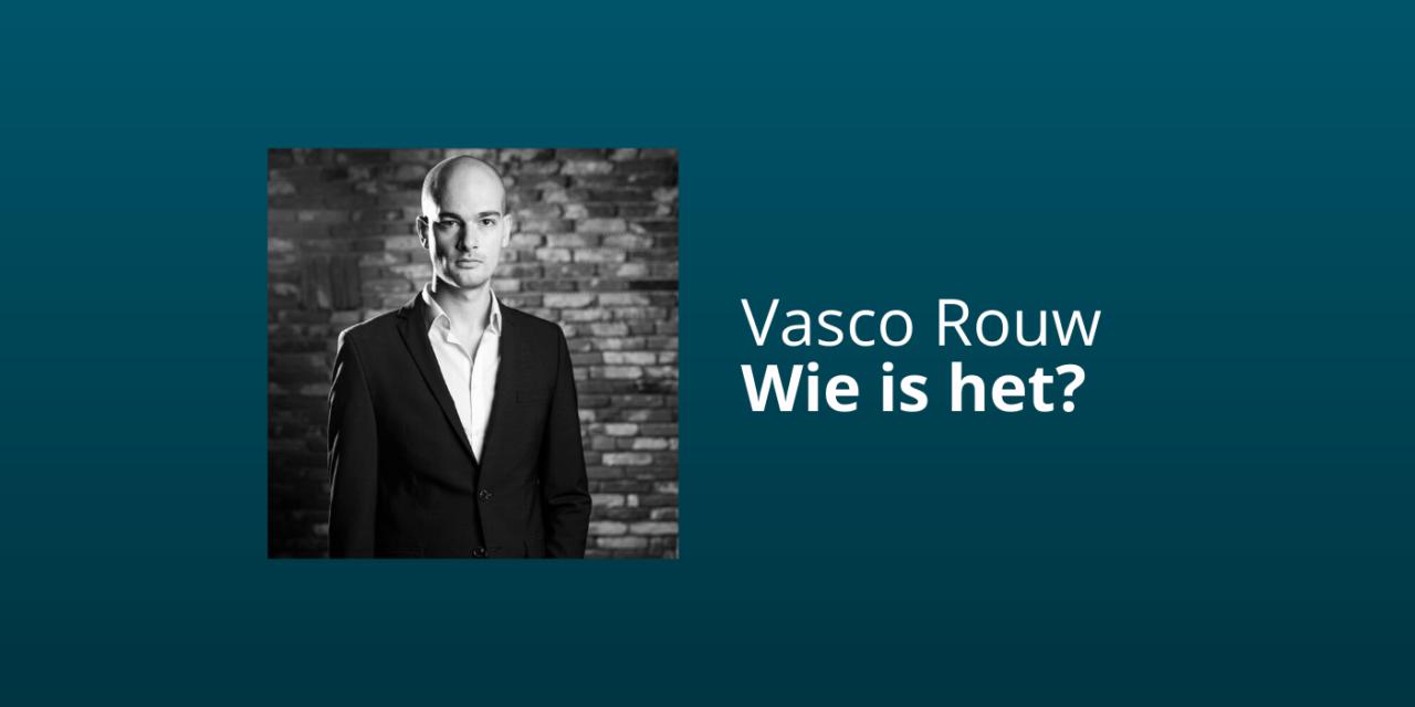 Vasco Rouw & Zijn Inspirerende Levensverhaal