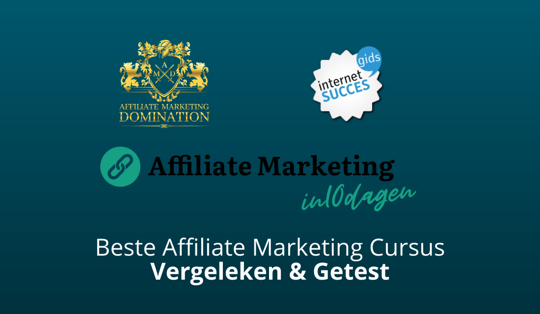 Beste Affiliate Marketing Cursussen Vergeleken [2021]