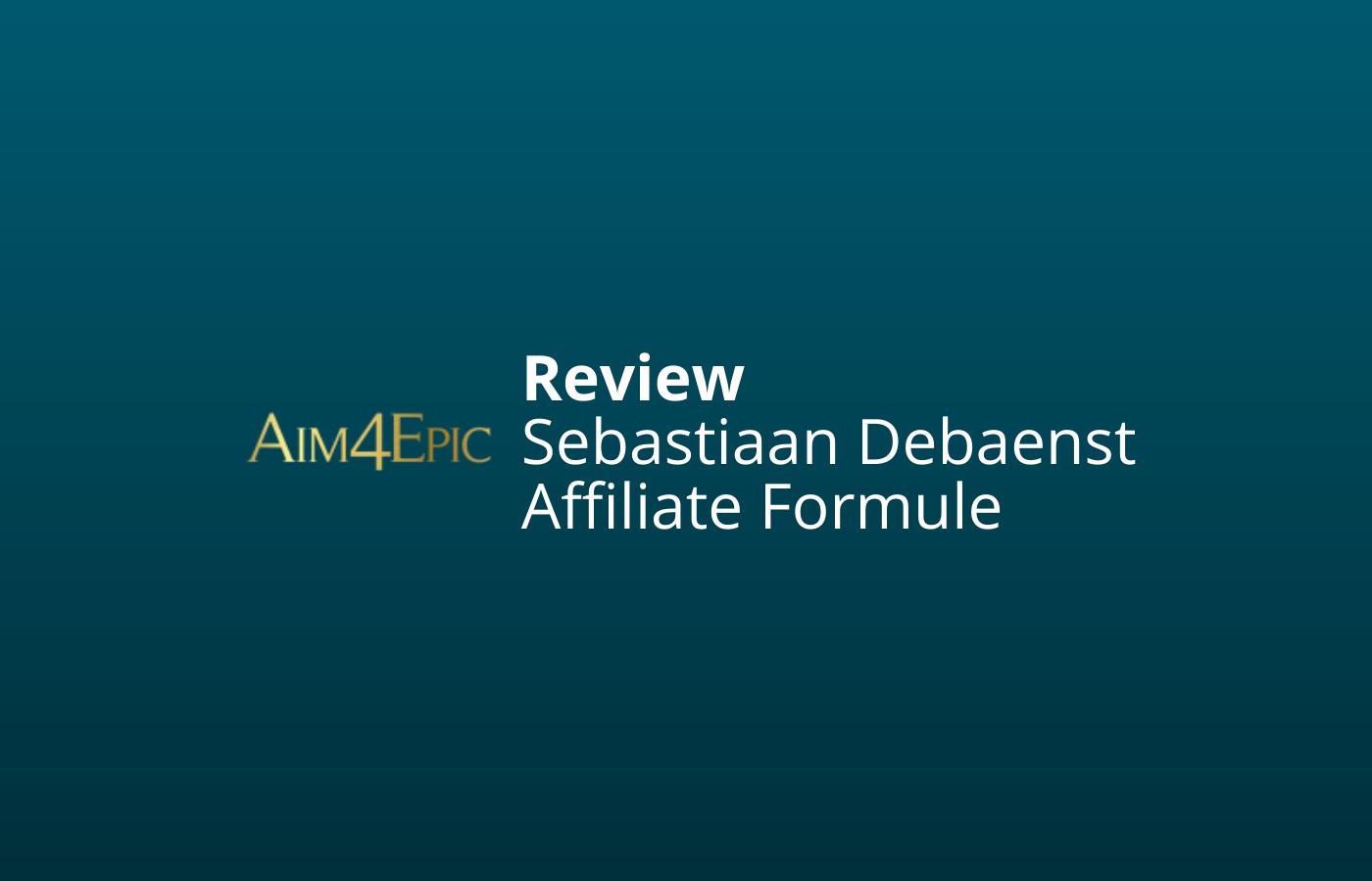 Sebastiaan Debaenst review ervaringen