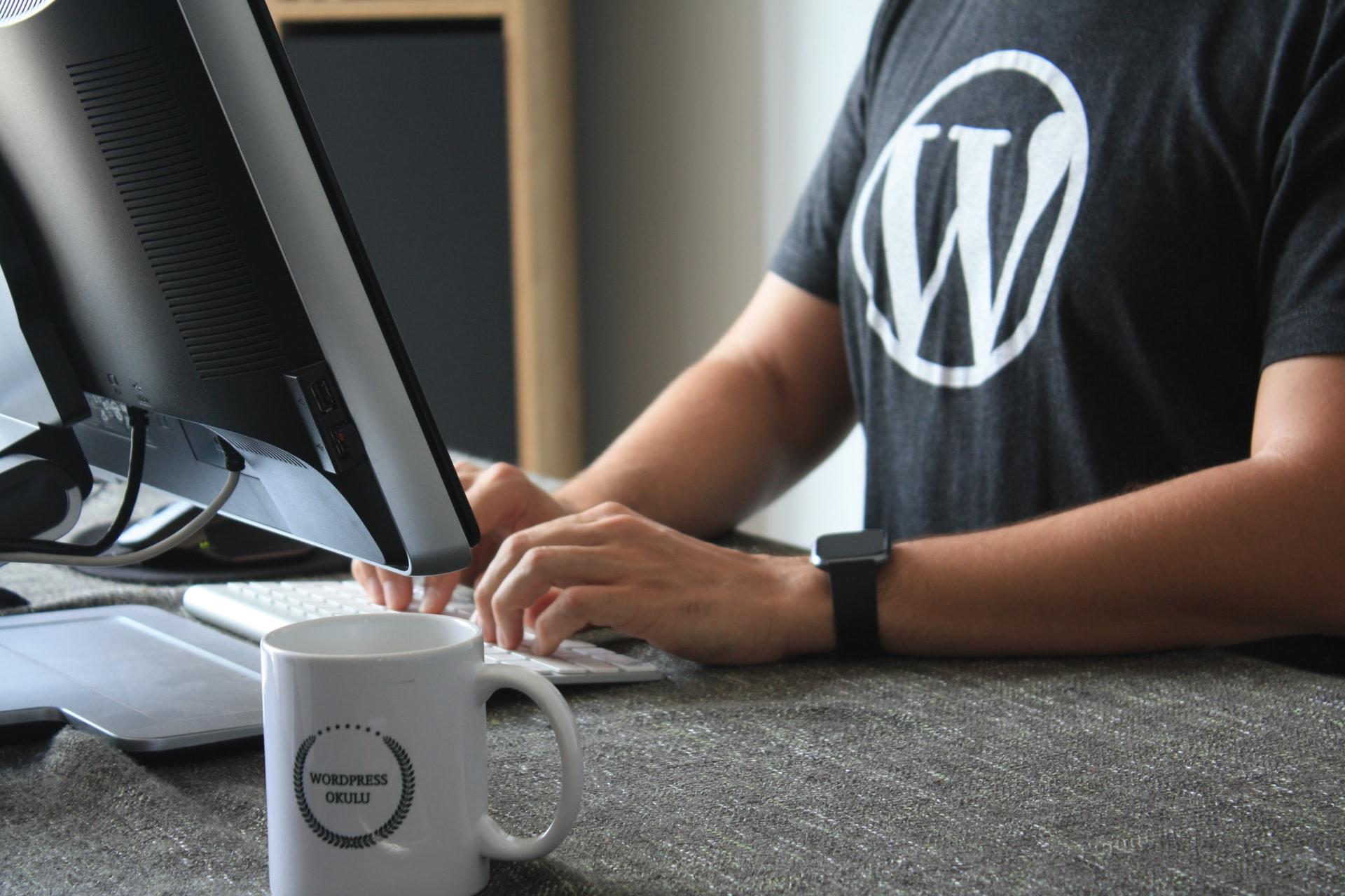 wordpress blog maken stappenplan