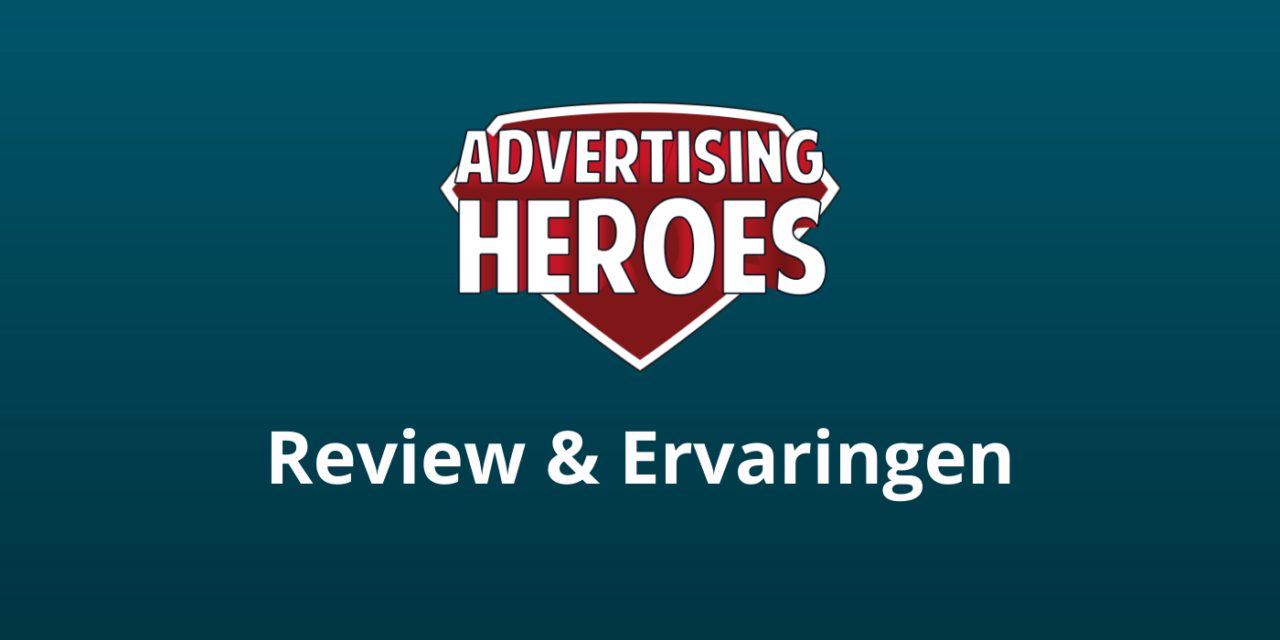 AHcademy (Advertising Heroes) Review: Goede Social Media Cursus?