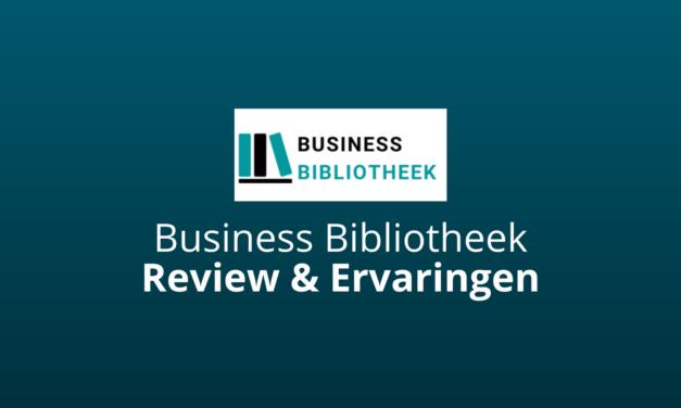 Business Bibliotheek Review & Ervaringen: Zinvol? [2021]