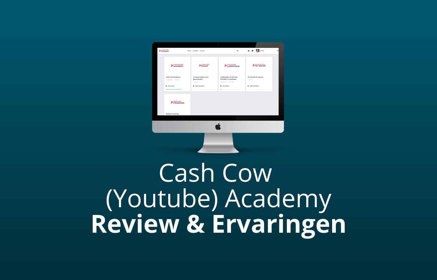 cash cow academy review en ervaringen