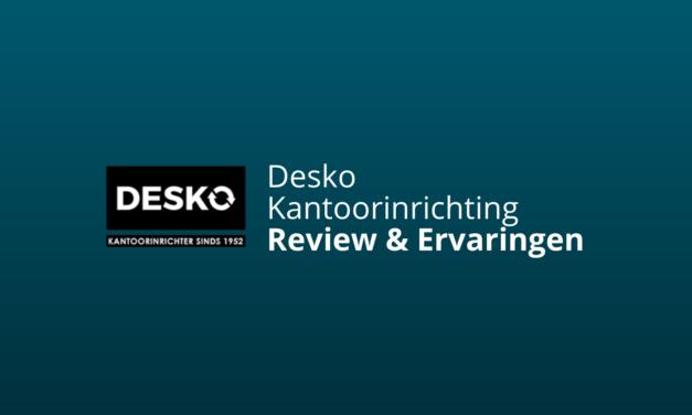 Desko Review: De #1 Plek Voor Kantoormeubelen? [Ervaringen 2021]