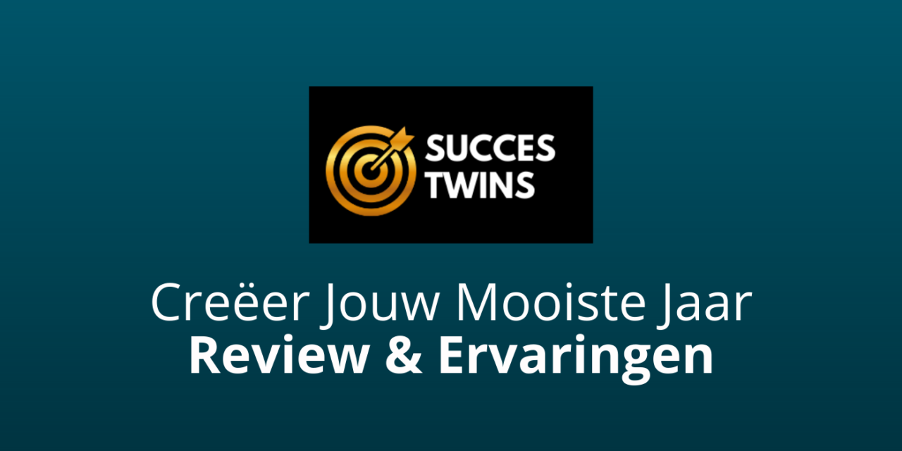 Succes Twins: Goede Mentors & Training? [Review & Ervaringen]