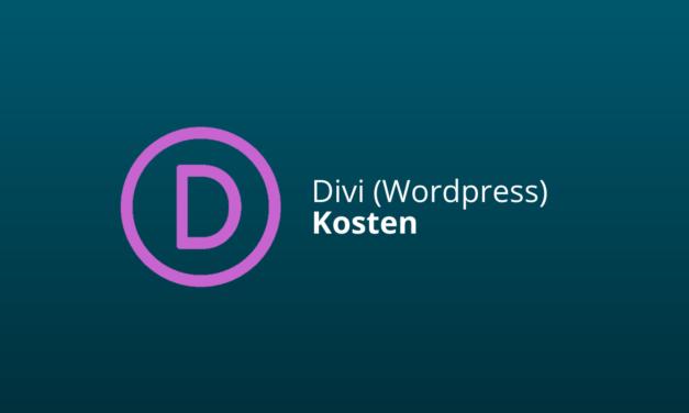 Divi Kosten: De Prijs Van Het #1 WordPress-Thema