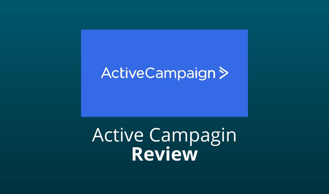 Active Campaign Review En Ervaringen