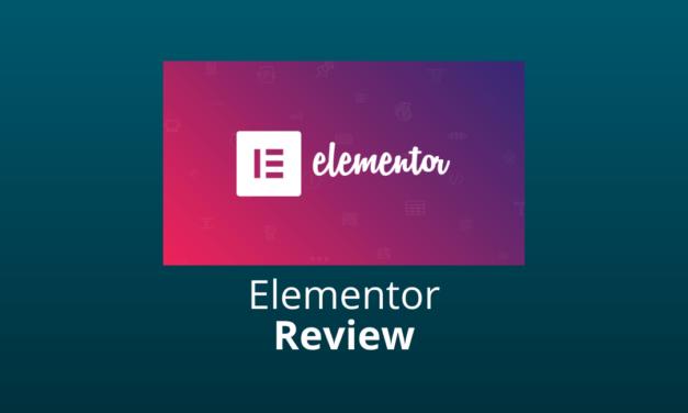 Elementor Pro Review & Ervaringen [Beste Visual Builder?]