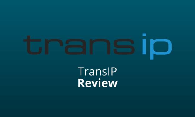 TransIP Review & Ervaringen: #1 Keuze Nederland? [2021 Update]