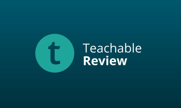 Teachable Review & Ervaringen 2021 [#1 Tool Voor Je Online Cursus?]